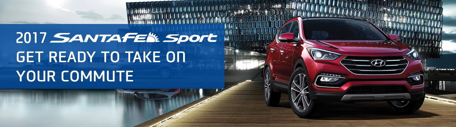 2017 Hyundai Santa Fe Sports