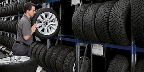Tire Storage for 6 Months
