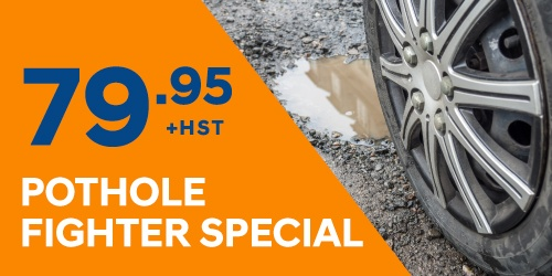 Spring Pothole Fighter Special