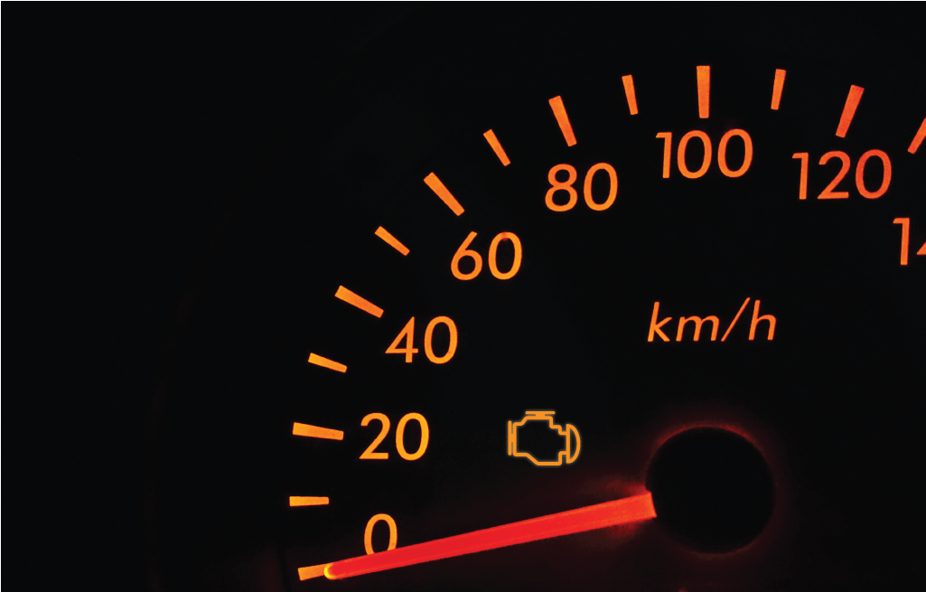 Why the Check Engine Light Comes On