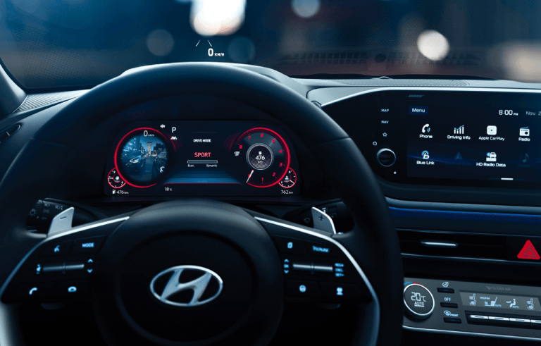 What You Need to Know About the All-New 2020 Hyundai Sonata