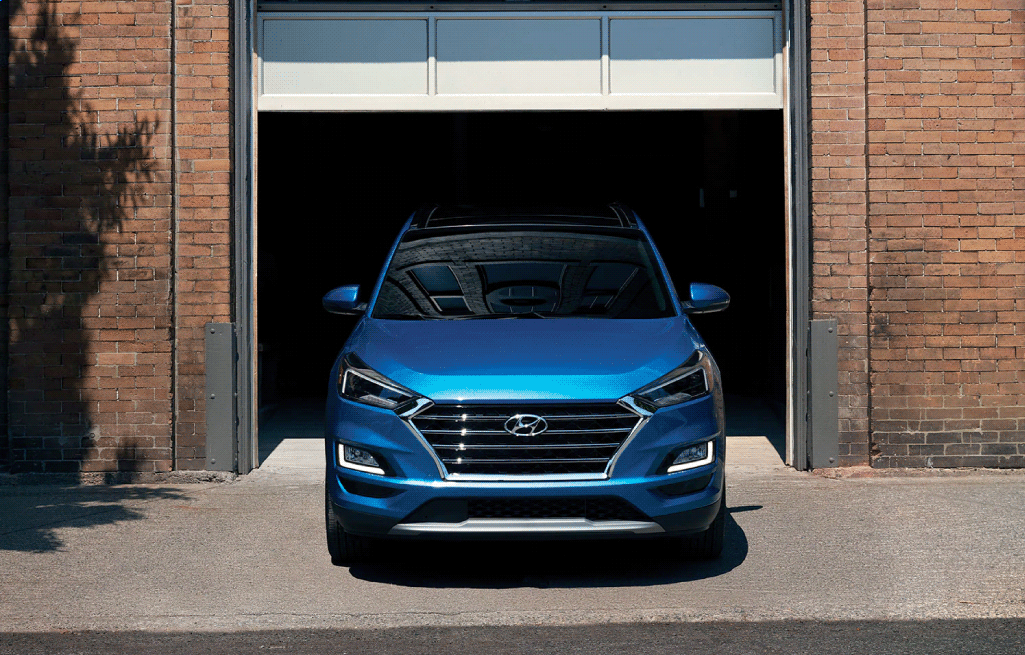 Explore the Adventurous 2020 Hyundai Tucson