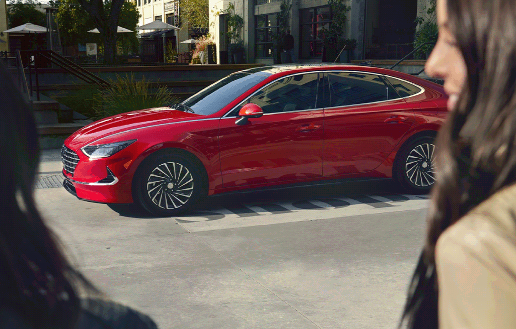 Discover the All-New 2020 Hyundai Sonata Hybrid
