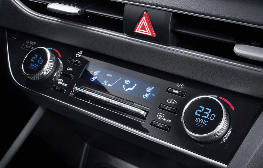 Drive Easier with Adaptive Cruise Control